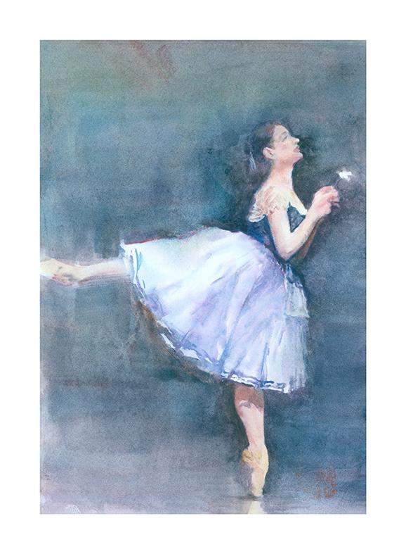 (7)苏野-芭蕾一28X39CM