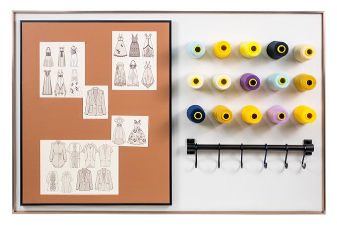 现代简约客厅挂画样板房3D立体抽象实物装饰画北欧风格儿童房壁画